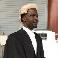 Osiyemi Osipitan Legal Pratitioner and TEDx event organiser 2016