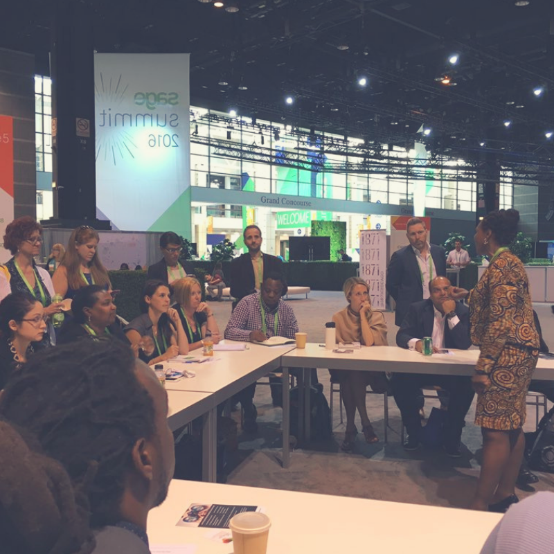 Janice B Gordon Masterclass at Sage Summit
