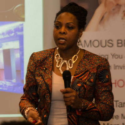 Janice B Gordon Strategic Account Sales Speaker