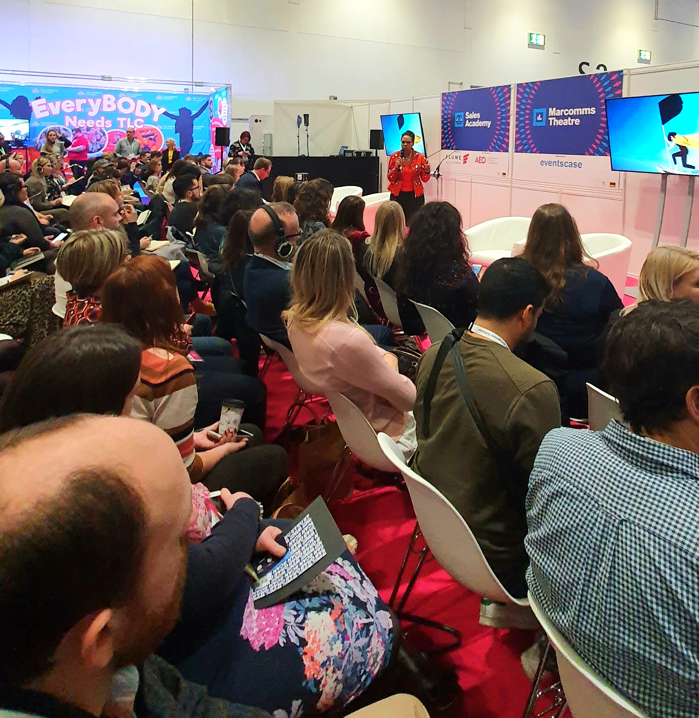 Janice B Gordon Speaking at CONFEX